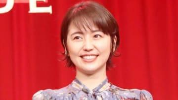 映画「マスカレード・ホテル」の完成披露試写会に登場した長澤まさみさん
