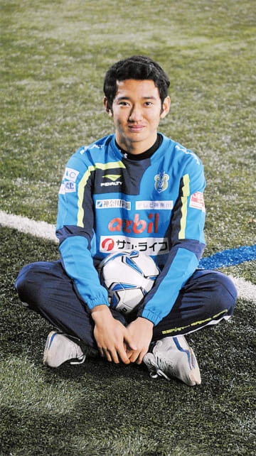 湘南ベルマーレユースに所属する横川選手