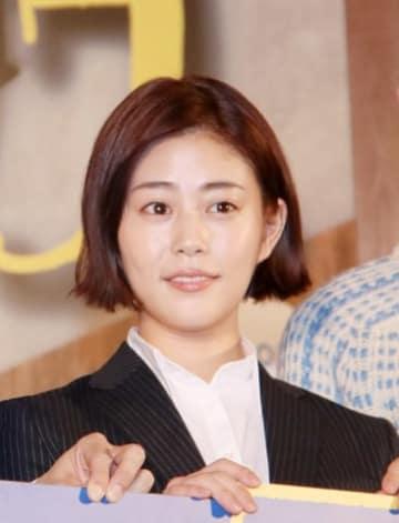 連続ドラマ「メゾン・ド・ポリス」の記者会見に登場した高畑充希さん
