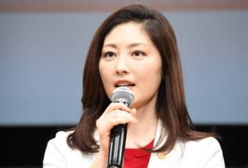 TBSドラマ日曜劇場「グッドワイフ」で弁護士役として主演を務める常盤貴子