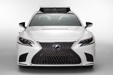 米Toyota Research Institute, Inc.(TRI)、新型自動運転実験車「TRI-P4」をCES®で公開