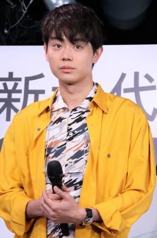 連続ドラマ「3年A組−今から皆さんは、人質です−」で主演を務める菅田将暉さん