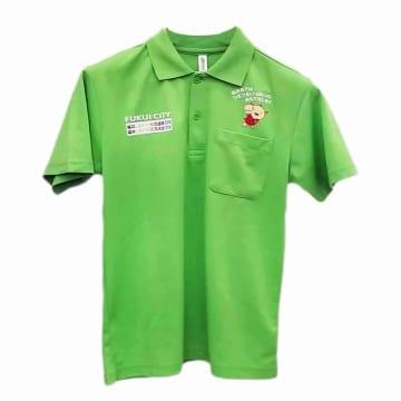 マダガスカル支援へ200着を募っている国体ポロシャツ
