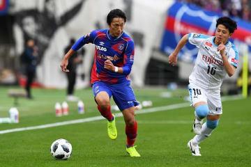 2018年はFC東京でリーグ戦30試合に出場 photo/Getty Images