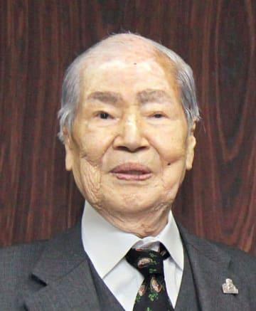 広島県原爆被害者団体協議会の坪井直理事長
