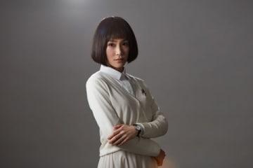 2月2日スタートの連続ドラマ「絶対正義」で主演を務める山口紗弥加さん