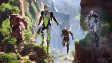 新作Co-opアクションRPG『Anthem』PC版の動作環境情報が公開