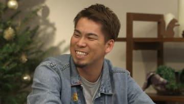 「テラスハウス オープニング ニュードアーズ」の第45話のスタジオゲストとして登場した前田健太投手(C)フジテレビ