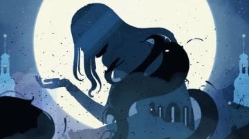 Facebookが幻想ADV『GRIS』ローンチ映像を掲載拒否…女性シルエット崩壊シーンを「性的内容を示唆」と判断