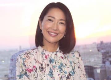 自身初のアロマワークショップを開催する女優の羽田美智子さん