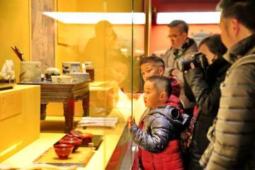 「賀歳迎祥-紫禁城の春節」展覧会開催 故宮博物院