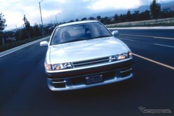 ミラージュ・サイボーグDOHC 16V-T(1987年)