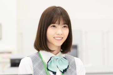 グループ卒業後初の連ドラ出演となる西野七瀬