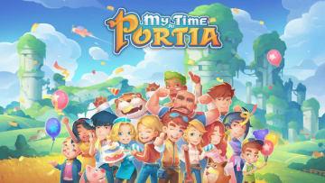 新生活を始めるサンドボックスRPG『My Time At Portia』正式リリース日決定!