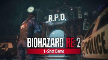 『バイオハザード RE:2』30分1度きりの体験版「1-Shot Demo」国内配信決定―グッズキャンペーンも