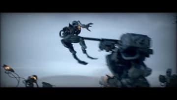 新作マルチプレイシューター『Russia 2055』トレイラー!エイリアン、歩行兵器が闊歩する戦場