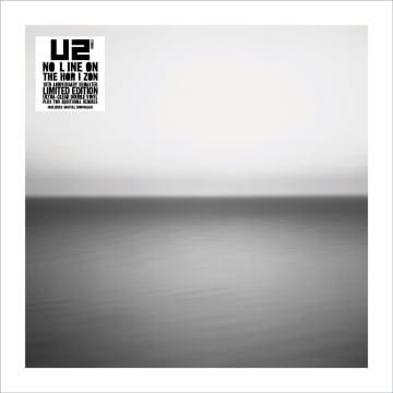 U2『No Line On The Horizon』[2LP][ウルトラ・クリア・ヴィニール]