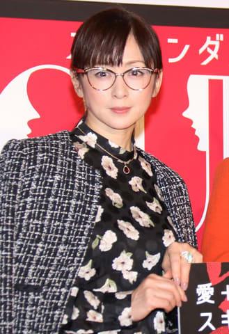 10日スタートの連続ドラマ「スキャンダル専門弁護士 QUEEN」の制作発表会見に出席した斉藤由貴さん
