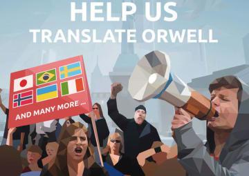 監視社会ADV『Orwell』が日本語含む複数言語で有志翻訳者を募集
