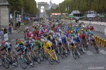 サイクルロードレース2019シーズン、UCIワールドツアーを中心に放送…J SPORTS