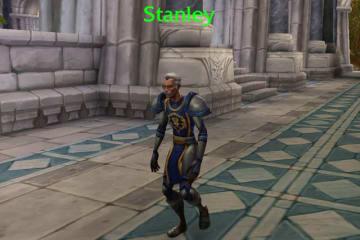 2018年に亡くなったスタン・リー風のNPCが『World of Warcraft』に出現!