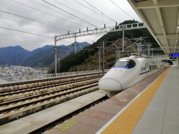 杭州と黄山を結ぶ高速鉄道が開通 「東洋のスイス」にも新駅