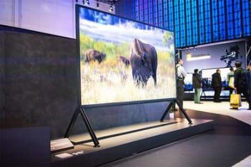 ソニーの8K液晶テレビ「Z9G」