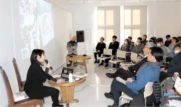 ミュージアムの役割の可能性について意見を交わした参加者