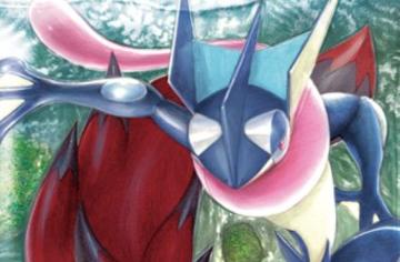 ポケモンカードゲーム強化拡張パック「ナイトユニゾン」本日11日発売!「ゲッコウガ&ゾロアークGX」が登場