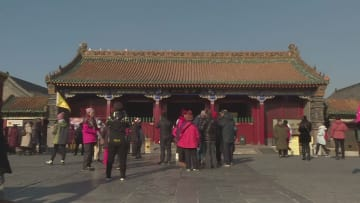 瀋陽故宮博物院、清朝宮廷文化財の造形芸術展開催