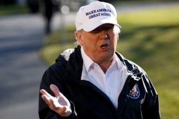 トランプ米大統領、メキシコ国境を視察へ