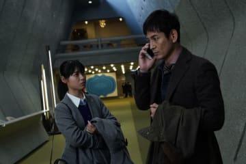 連続ドラマ「刑事ゼロ」の初回の場面写真 =テレビ朝日提供