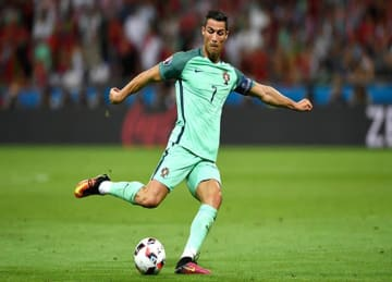 Cristiano Ronaldo Leads Portugal to 2-0 Euro 2016 Semifinal Win vs Wales