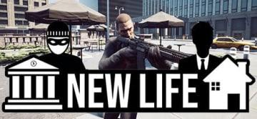 オープンワールドRPG『NEW LIFE』3月からSteam早期アクセス配信!―違法・合法なお仕事で送る新たな人生