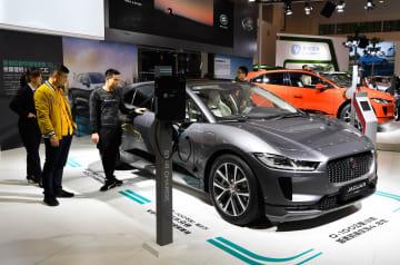 海口国際新エネルギー自動車展が開幕