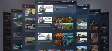 ValveがSteamのDLC閲覧方法をアップデート、各ゲームに専用ページが登場