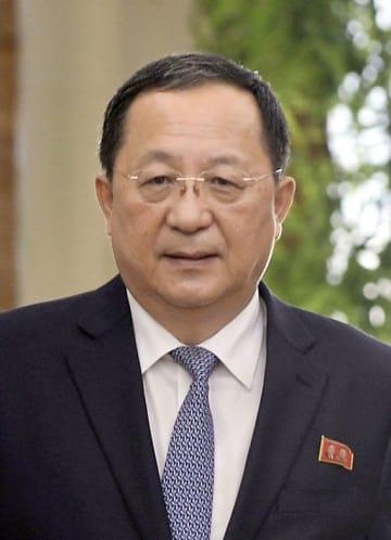 北朝鮮の李容浩外相