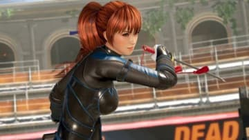 「DEAD OR ALIVE 6」のゲーム画面(C)コーエーテクモゲームス All rights reserved.