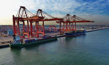 河北省各港湾の2018年貨物取扱量、11億5千万トン超に