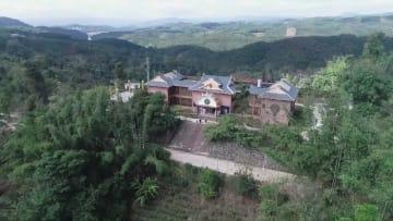 山奥のジノー族博物館を訪ねて 雲南省景洪市