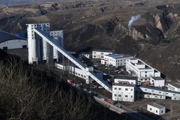 陝西省神木市の炭鉱落盤事故、21人全員死亡