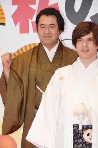 ドラマ「私のおじさん~WATAOJI~」の会見に出席した俳優の小手伸也さん