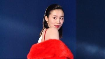 大型ファッションイベント「SDGs推進 TGC しずおか 2019 by TOKYO GIRLS COLLECTION」に登場した飯豊まりえさん