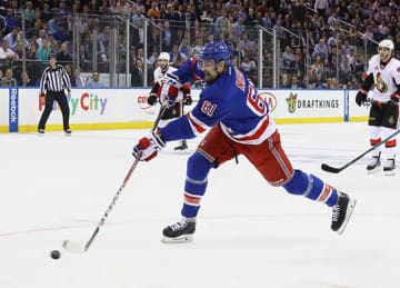 Rick Nash, Rangers beat Senators 4-1 in NHL Playoffs Round 2 Game 3
