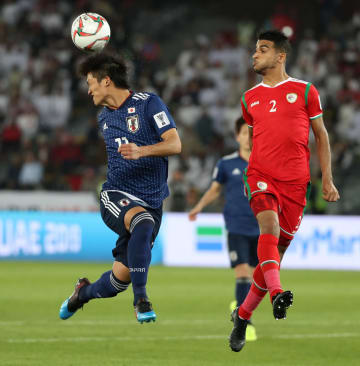 サッカーアジア杯、日本がオマーン下し2連勝