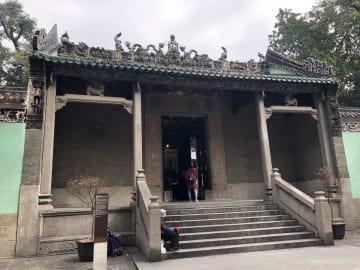 「普済禅院(観音堂)」(資料)=2019年1月1日本紙撮影