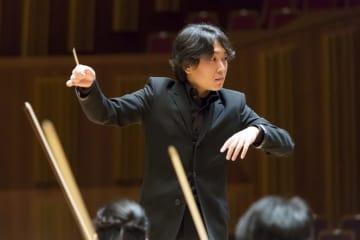 米カーネギーホールで「西海讃歌」の演奏を構想している伊藤さん(本人提供)
