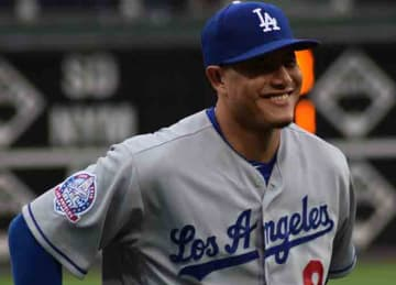 Description Manny Machado Date 24 July 2018, 06:19 Source Manny Machado Author: Ian D'Andrea (Wikipedia Commons)