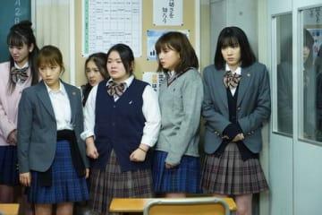 連続ドラマ「3年A組−今から皆さんは、人質です−」第2話の一場面=日本テレビ提供