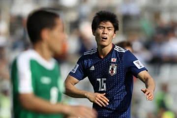 日本代表として活躍する冨安  photo/Getty Images